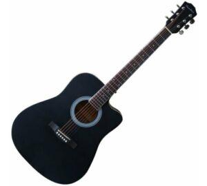 Pasadena SG028CE Black elektroakusztikus gitár