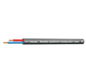 Proel HPC-600 2x0,75 mm² Hangfalkábel