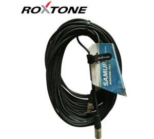 Roxtone SMXX200L20 XLR-XLR mikrofon kábel 20m