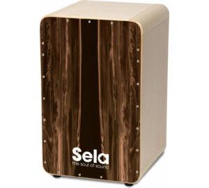 Sela CaSela SE105 - Dark Nut Professzínális Cajon