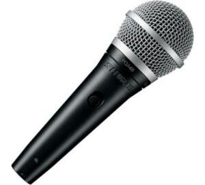 Shure PGA48-E dinamikus mikrofon
