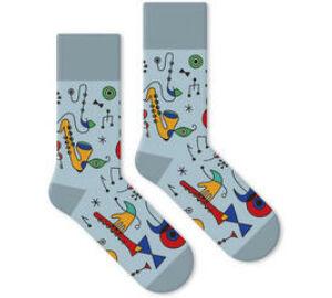 Soxx Miró Art zenei zokni