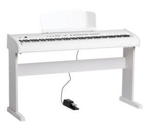Orla Stage Studio – Fehér Digitális Pianínó