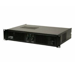 Thunder Audio PRS-600 végfok erősítő 2x300W Bridge: 1x600W