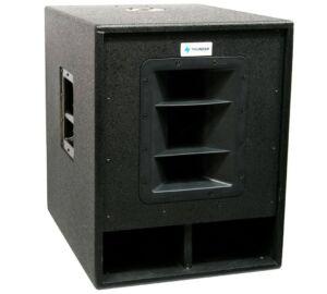 Thunder Audio S15A 600/1200W (38 cm) aktív mélyláda