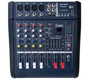 Voice Kraft PMX402D Powermixer 2x250W/4Ohm