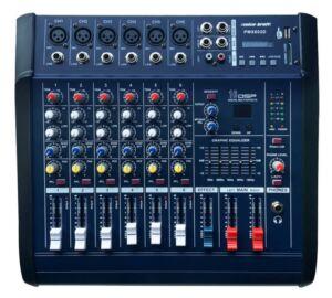 Voice Kraft PMX602D Powermixer 2x250W/4Ohm