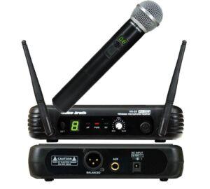 Voice-kraft VK-25/HT-25A UHF diversity kézi mikrofon