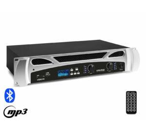 Vonyx VPA300  2x150W, Bluetooth + REC felvétel végerősítő