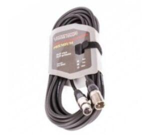 Voice Kraft CD8002 XLR-XLR mikrofon kábel 15m