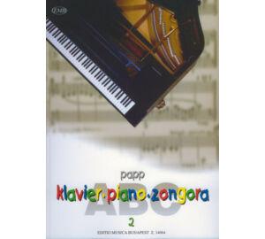 Papp : Zongora-ABC 2