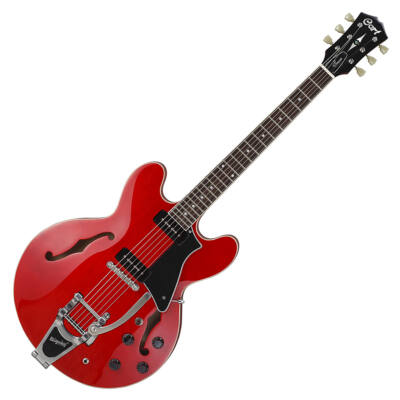Cort Source BV CR with bag félakusztikus gitár