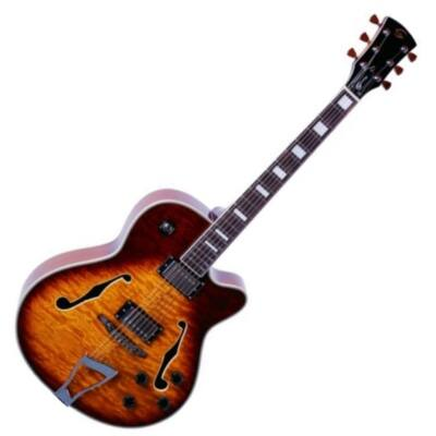Soundsation SL-175X OS Jazz Gitár