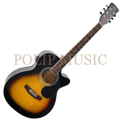 Soundsation Yellowstone MJCE SB elektroakusztikus gitár