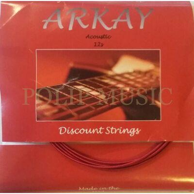 Arkay by Aurora 012-054 akusztikus húr