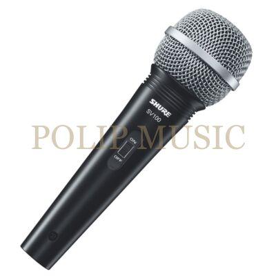 Shure SV-100 dinamikus mikrofon