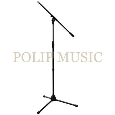 Voice-kraft MS-116 mikrofon állvány-fekete