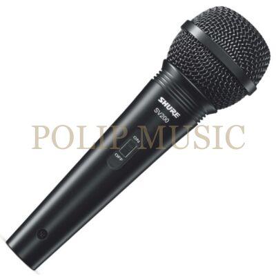 Shure SV-200 dinamikus mikrofon