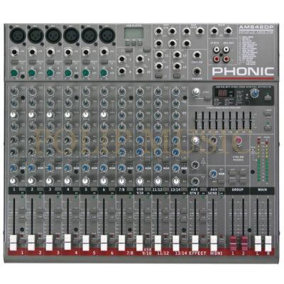 Phonic AM-642DP USB keverő