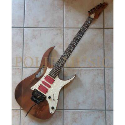 Ibanez JEM-555 WH elektromos gitár (Használt termék)