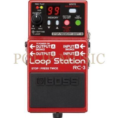 Boss RC-3 Loop Station gitár effekt
