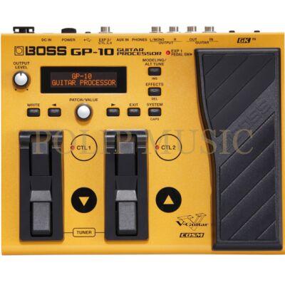 Boss GP-10S gitár multieffekt