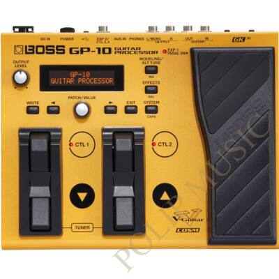 Boss GP-10S gitár multieffekt