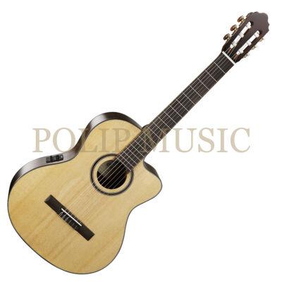 Cort AC160CF-NAT elektro-klasszikus gitár