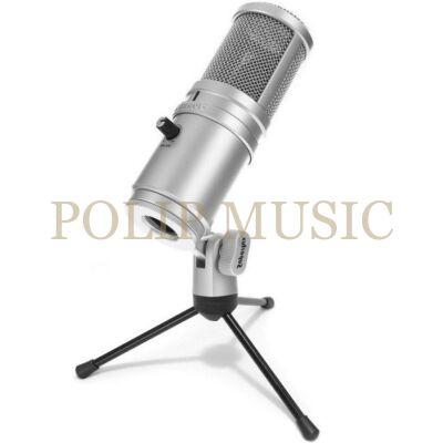 Superlux E205U kondenzátor mikrofon szett