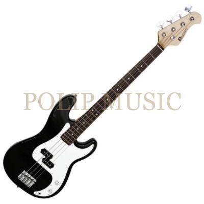 Dimavery - PB-320 E-Bass elektromos basszusgitár fekete