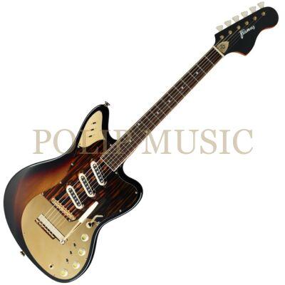 FRAMUS Vintage Golden Strato de Lux elektromos gitár