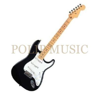 GERYON KST-200 BK elektromos gitár