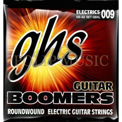 GHS Boomers GBXL Extra Light 009-042 elektromos húr