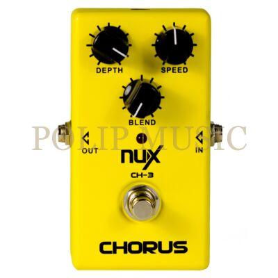 Nux CH-3 Vintage Chorus effekt pedál