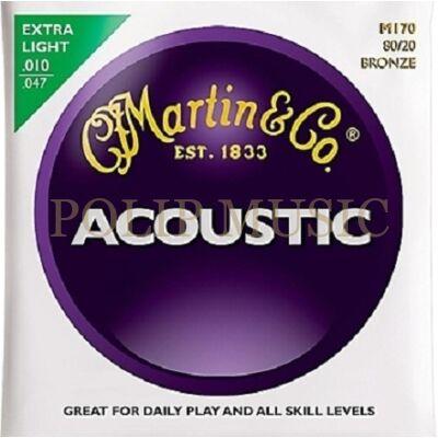 Martin M170 Extra Light 011-047 akusztikus húr