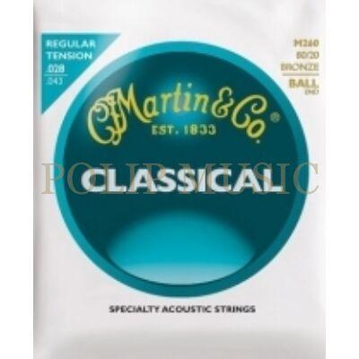 Martin Classical M260 Normal Tension 028-043 klasszikus húr