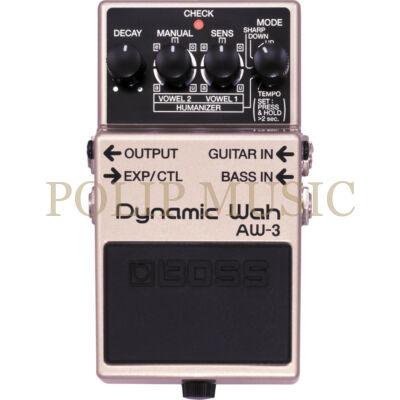 Boss AW-3 Dynamic Wah gitár effekt