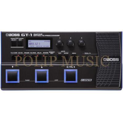 Boss GT-1 gitár effekt processzor
