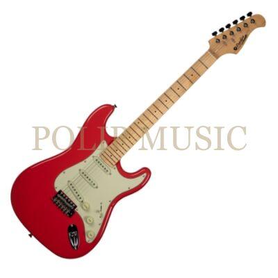 Prodipe - ST80 MA Fiesta Red elektromos gitár