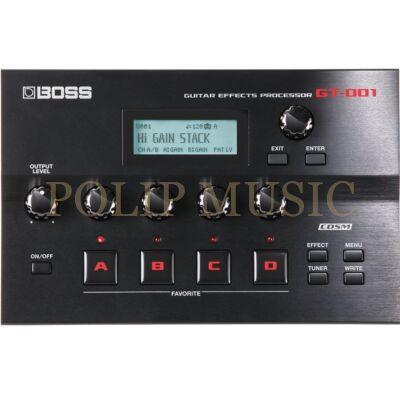 Boss GT-001 gitár effekt processzor