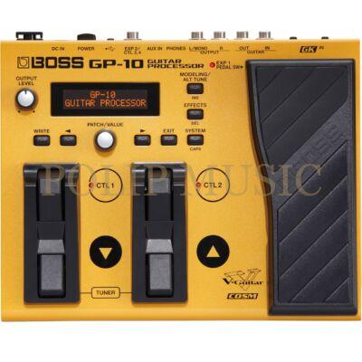 Boss GP-10GK gitár multieffekt