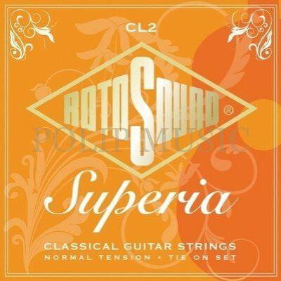 Rotosound CL2 028-045 klasszikus gitárhúr