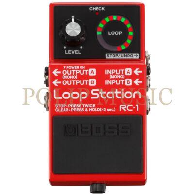 Boss RC-1 Loop Station gitáreffekt