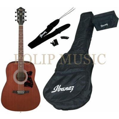 Ibanez V54NJP-OPN akusztikus gitár szett
