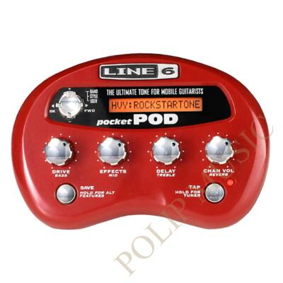 Line6 Pocket POD multieffekt