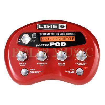 Line6 Pocket POD multieffekt