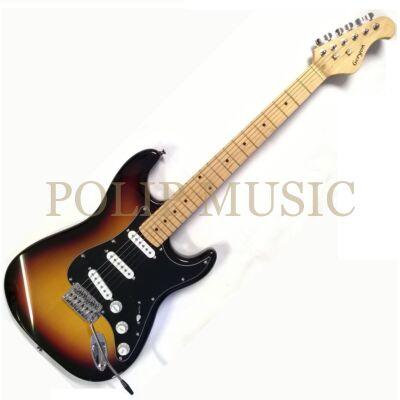GERYON KST-200 SB elektromos gitár