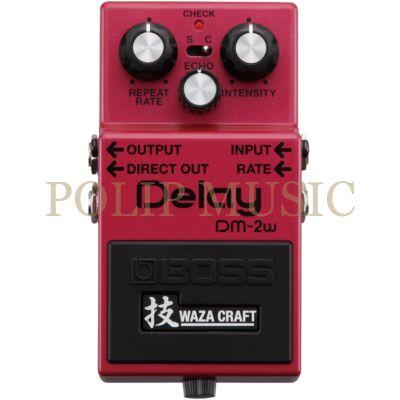 Boss DM-2W delay effekt pedál