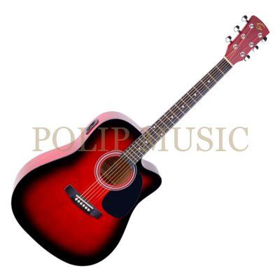 Soundsation Yosemite DNCE RDS elektroakusztikus gitár
