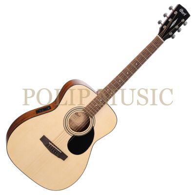 Cort AF510E-OP EQ matt dovetail nyakcsatlakozás, koncert testforma elektro akusztikus gitár